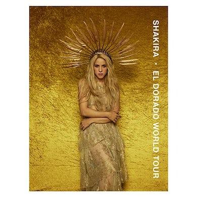 Shakira El Dorado World Tour Poster
