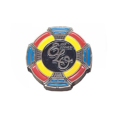 ELO (Electric Light Orchestra) Badge