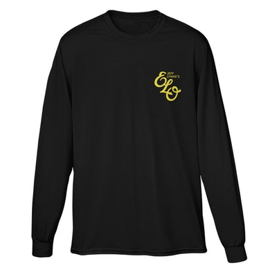 ELO (Electric Light Orchestra) From Out Of Nowhere Long Sleeve Tee