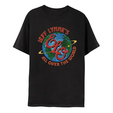 ELO (Electric Light Orchestra) 50th Anniversary Tee