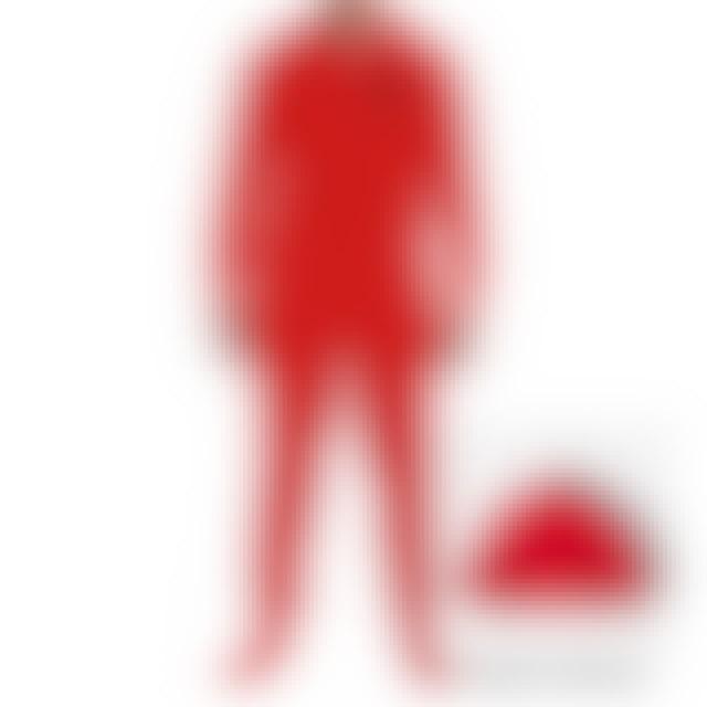 Sabrina Carpenter HOODED ONESIE (RED)