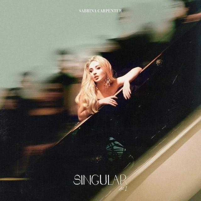 Sabrina Carpenter Singular CD