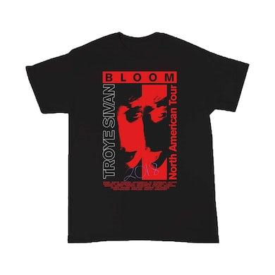Troye Sivan TOUR TEE – BLACK
