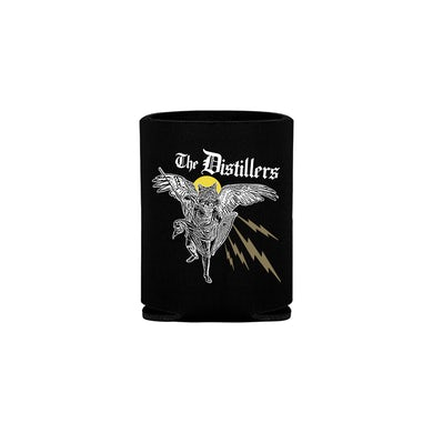 The Distillers Angel Wolf Koozie