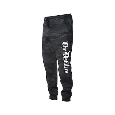 Camo Logo Sweatpants