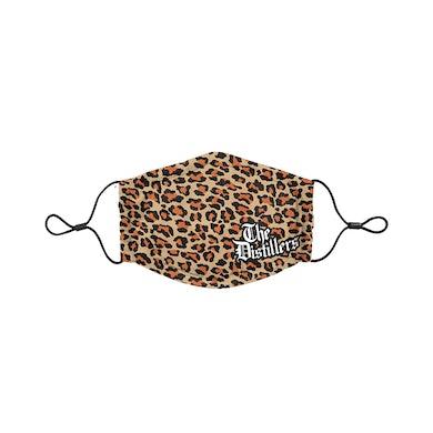 Leopard Logo Face Mask