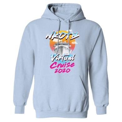 New Kids On The Block NKOTB Virtual Cruise 2020 Hoodie