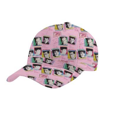 New Kids On The Block #BHBC Pink Baseball Hat