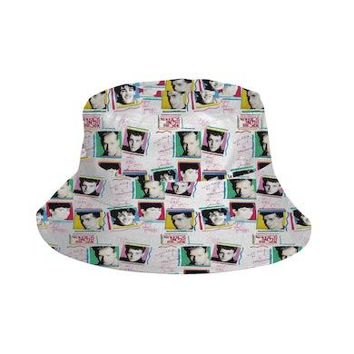 New Kids On The Block #BHBC White Bucket Hat