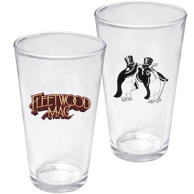 Fleetwood Mac Pint Glass