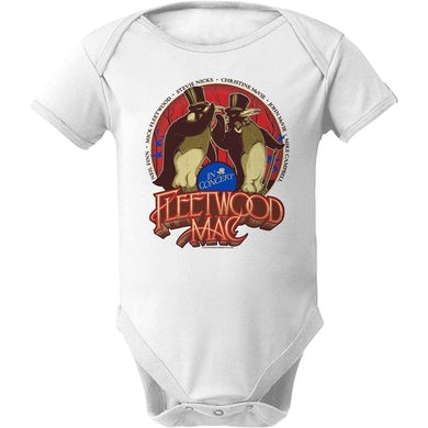 Fleetwood Mac In Concert Onesie