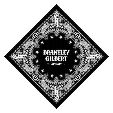 Brantley Gilbert Paisley Bandana