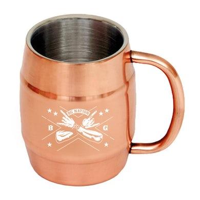 Brantley Gilbert Crossed Arms Moscow Mule Mug
