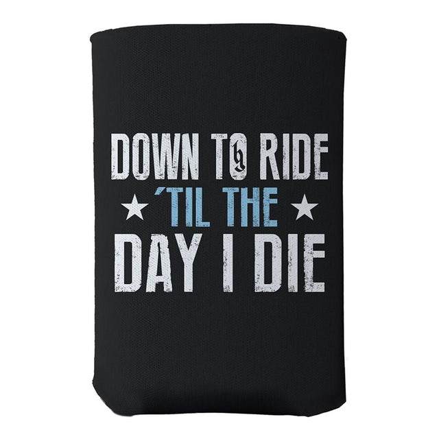 Brantley Gilbert Down To Ride Can Coozie