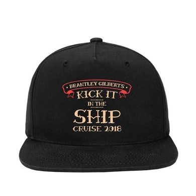 Brantley Gilbert KICK IT IN THE SHIP HAT