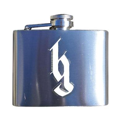 Brantley Gilbert Logo Flask