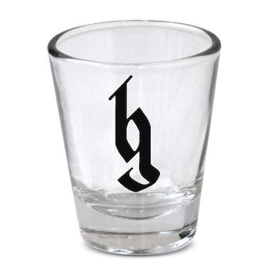Brantley Gilbert Logo Shot Glass