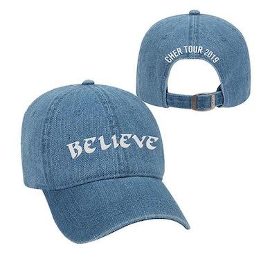 Cher Believe Denim Hat