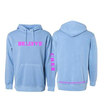 Cher Believe Tour 2019 Pullover Sweatshirt