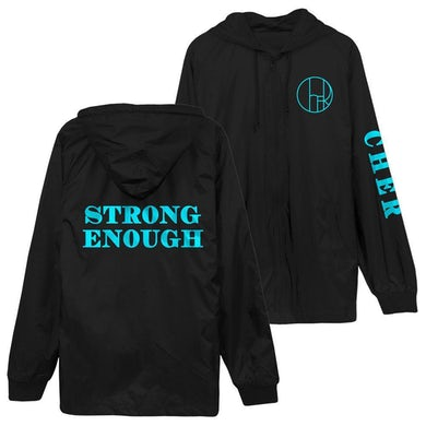 Cher Strong Enough Windbreaker