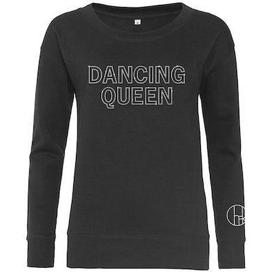 Cher Dancing Queen Rhinestones Sweatshirt