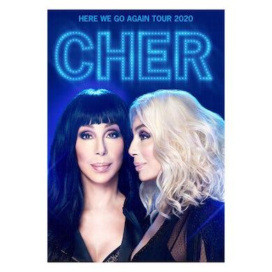 Cher Here We Go Again Tour 2020 Program