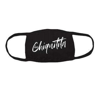 Cher Chiquitita Face Mask Black