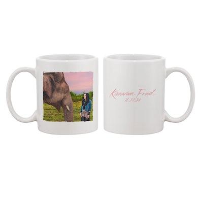 Cher & The Loneliest Elephant White Coffee Mug