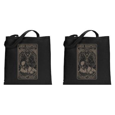Sarah Brightman Fly Canvas Tote Bag