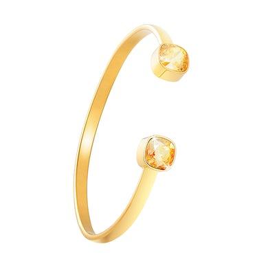Sarah Brightman Stacking Bracelet Gold - Golden Shadow