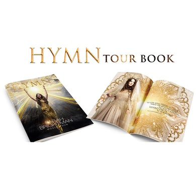 Sarah Brightman NEW HYMN Tour Program