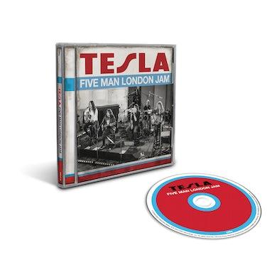 Tesla Five Man London Jam CD