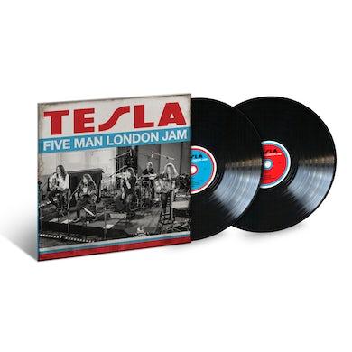 Tesla Five Man London Jam LP (Vinyl)