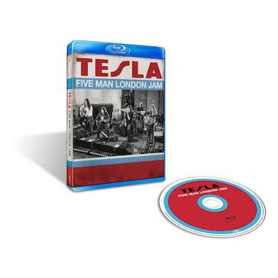Tesla Five Man London Jam BluRay