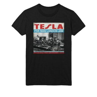 Tesla Five Man London Jam Tee