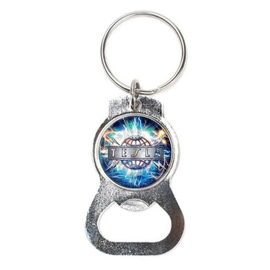 bottle opener metal keychain