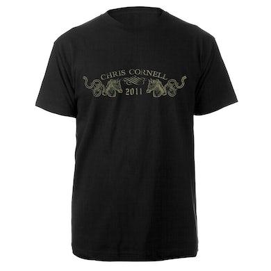 Chris Cornell Horse Logo T-shirt