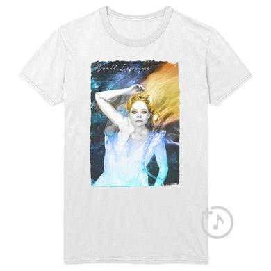 Avril Lavigne Head Above Water Faded Tee