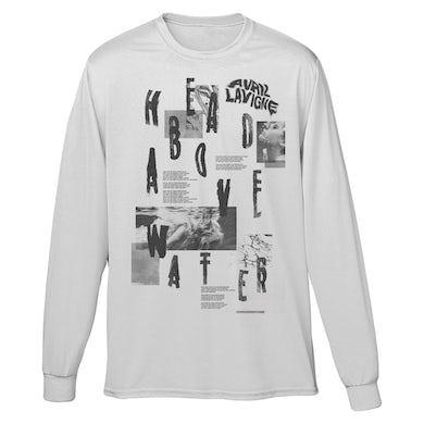 Avril Lavigne Head Above Water Long Sleeve Tee