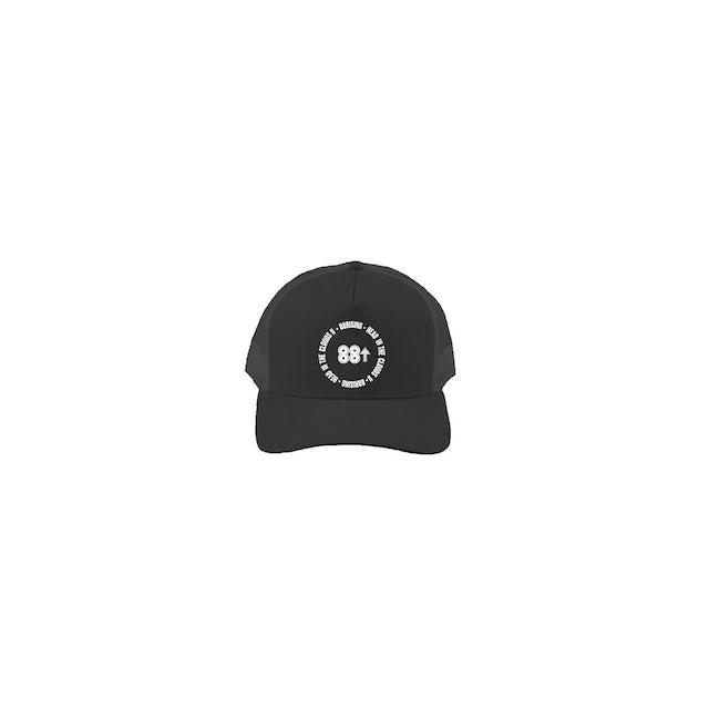 "88rising HITC II ""3M Trucker"" Black Hat"