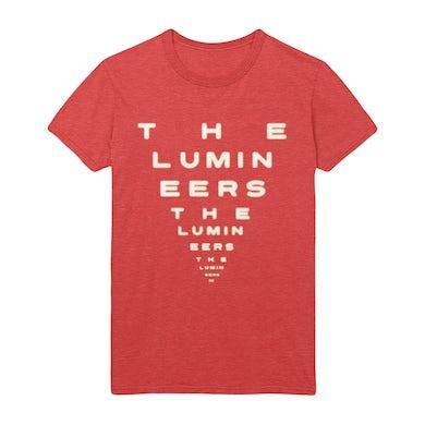 The Lumineers Title Tee