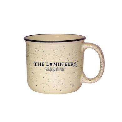 The Lumineers Camp Mug