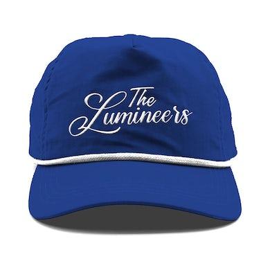 The Lumineers Script Logo Camp Hat