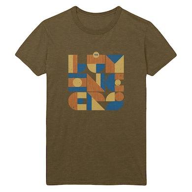 The Lumineers Geometric Logo Short Sleeve Tee