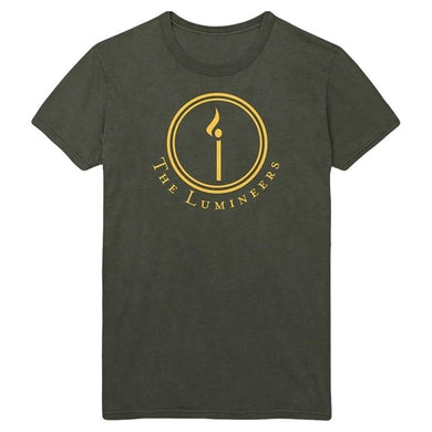 The Lumineers Matchstick Tour Tee