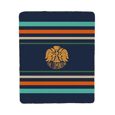 The Lumineers Plush Blanket