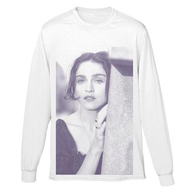 Madonna Like A Prayer 30th Anniversary photo long sleeve tee