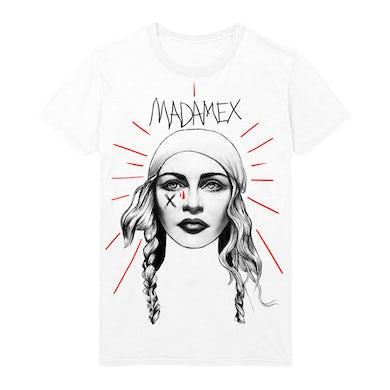 Madonna Madame X Tour Sketch Tee