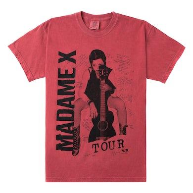 Madonna Madame X Tour Tee