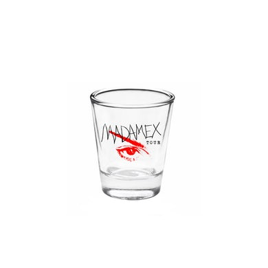 Madonna Madame X Tour Shot Glass